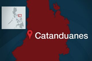 Dating kongresista ng Catanduanes sinampahan ng kasong paglabag sa Dangerous Drugs Act