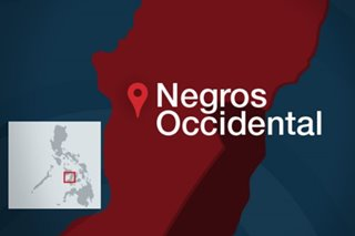 37 anyos nag-seizure, nalunod sa baha sa Negros Occidental