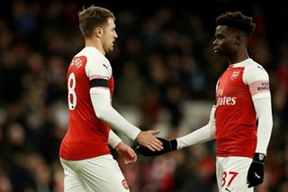 Spurs and Arsenal bounce back with New Year wins