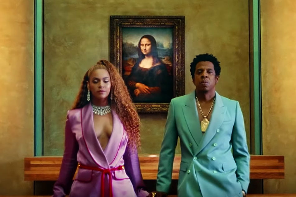 Beyonce and Jay-Z help Louvre to record number of visitors