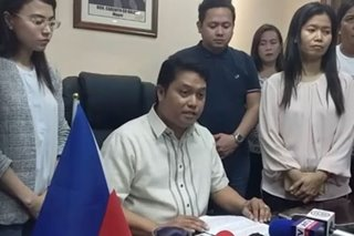 Comelec to rule on disqualification bid vs Daraga mayor