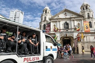 7,200 cops to secure Traslacion 2019