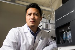 Team led by Fil-Am scientist develops 'saliva-based' malaria test