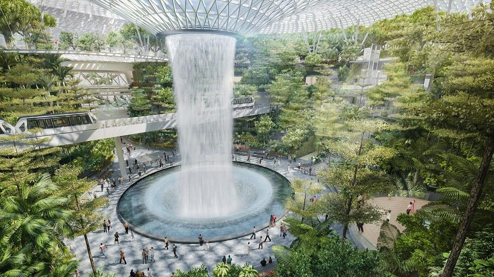 How Mactan Airport beat Singapore's Jewel Changi in world architecture tilt 2