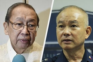 'I never identified legal groups as front of CPP': Joma calls Albayalde a 'big liar'