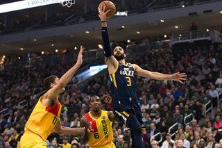 Jazz' Rubio to miss approximately two weeks