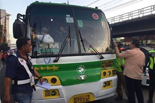 ALAMIN: Parusa vs overloading na bus