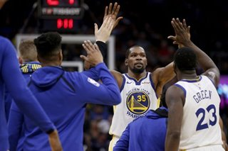 Durant dodges free agent discussion ahead of Knicks game