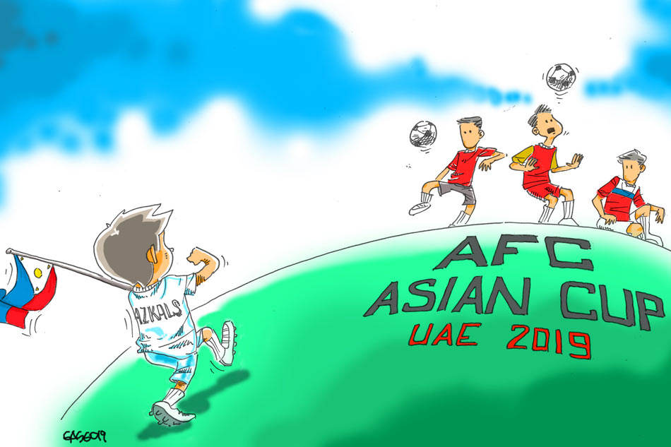 Azkals vs Asia's big dogs