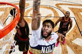NBA: Davis, Pelicans send Cavs to 11th straight loss