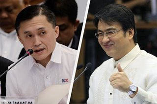 Bong Go's 'aggressive campaign', Revilla acquittal bolster survey rankings: Pulse Asia