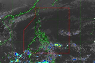 Brewing storm sighted east of Mindanao: PAGASA