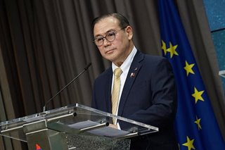 European embassies must seek DFA OK before sending donations to PH: Locsin