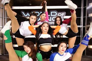'World of Dance PH': Sexbomb-inspired group fails to impress judges