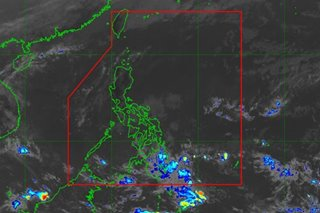 LPA off Mindanao unlikely to intensify into storm, says state weather bureau