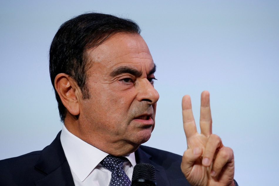 Ghosn's wife urges action on his 'harsh' detention