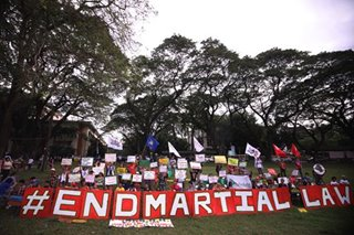 Solicitor General asks SC to dismiss petition vs 3rd Mindanao martial law extension