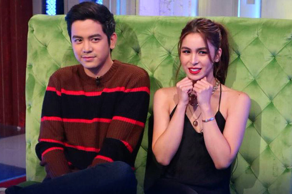 WATCH: Julia's funny defense to Joshua about her daring outfits