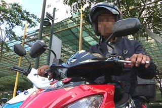 Motorcycles-for-hire tuloy ang biyahe dahil sa social media
