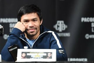 Pacquiao stronger than ever for Adrien Broner fight, says Roach