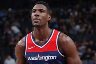 London road trip is homecoming for Wizards' Mahinmi