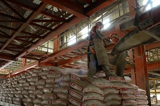 Gov't imposes levy on imported cement