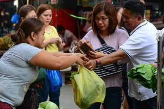 Inflation at 5.9 percent for fourth quarter of 2018: BSP