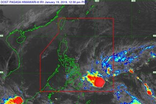 LPA enters Philippines, likely to become tropical depression