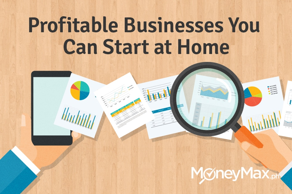 Profitable Businesses You Can Start at Home