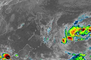 Rainy weekend in parts of Visayas, Mindanao due to LPA