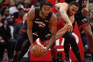 NBA: Richardson, Heat hand Bulls 10th straight loss