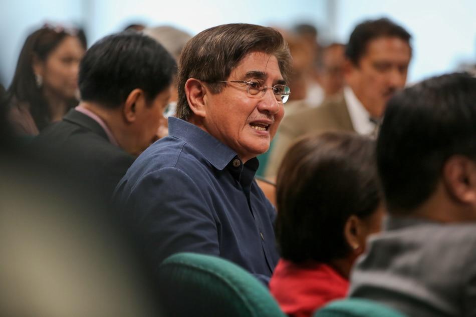 Sandiganbayan begins hearing Honasan's pork barrel scam cases
