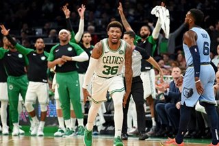 NBA: Celtics G Smart fined $35K following ejection