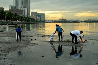 DILG: Manila Bay rehab not a prelude to reclamation