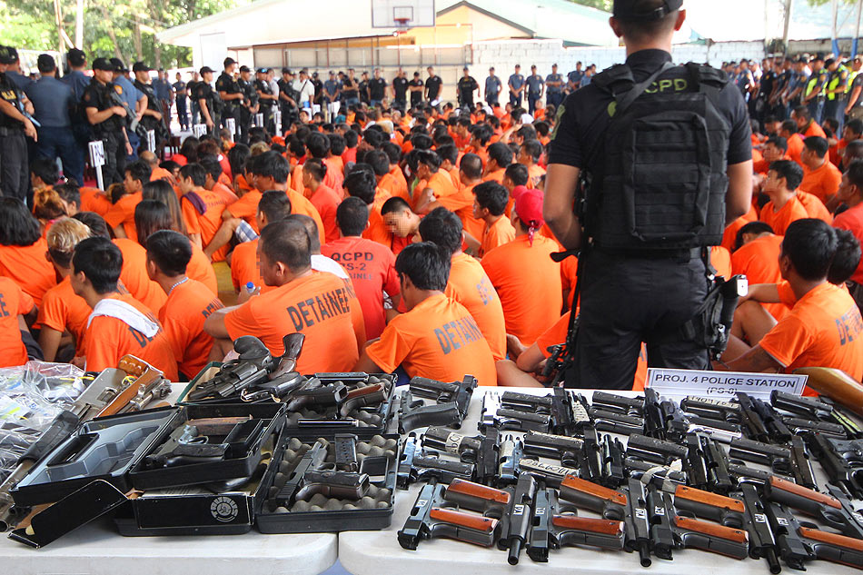QCPD strengthens anti-criminality operations