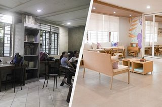 LOOK: UP design class renovates child abuse victims' transition home
