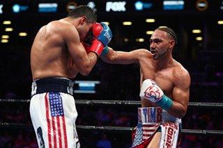 Thurman returns to beat Lopez, retain WBA welterweight title