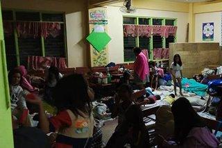 Mga residente malapit sa ilog sa Davao, inilikas dahil sa pagtaas ng tubig
