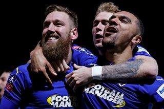 Wimbledon shock West Ham, Millwall stun Everton in FA Cup