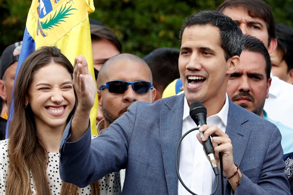 Venezuela's Guaido calls for new protests as pressure on Maduro rises