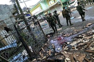 IN PHOTOS: Bloody Sunday bombing in Jolo