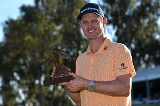 Golf: Rose wins at Torrey Pines, passes Faldo with 10 PGA Tour victories