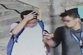 SAPUL SA CCTV: Estudyante na-'budol-budol' sa Sampaloc