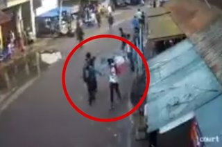 CAUGHT ON CCTV: Abu leader's brother may have triggered Jolo church bombs