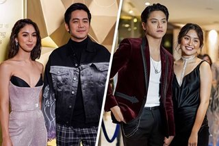 IN PHOTOS: Metro lists best-dressed stars at Pure Magic party