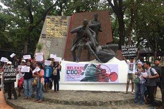 2 umano'y lider-aktibista inaresto sa Cagayan de Oro