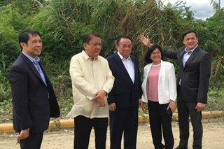Supreme Court, Cebu gov't sign agreement for construction of judicial complex
