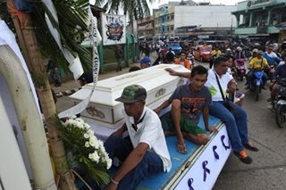Jolo bombing victim laid to rest