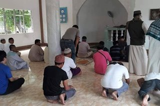 Zamboanga mosque reopens 2 days after deadly grenade blast