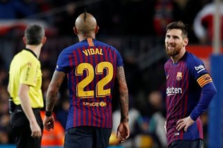 Football: Messi included in Barca squad but Valverde will not take risks